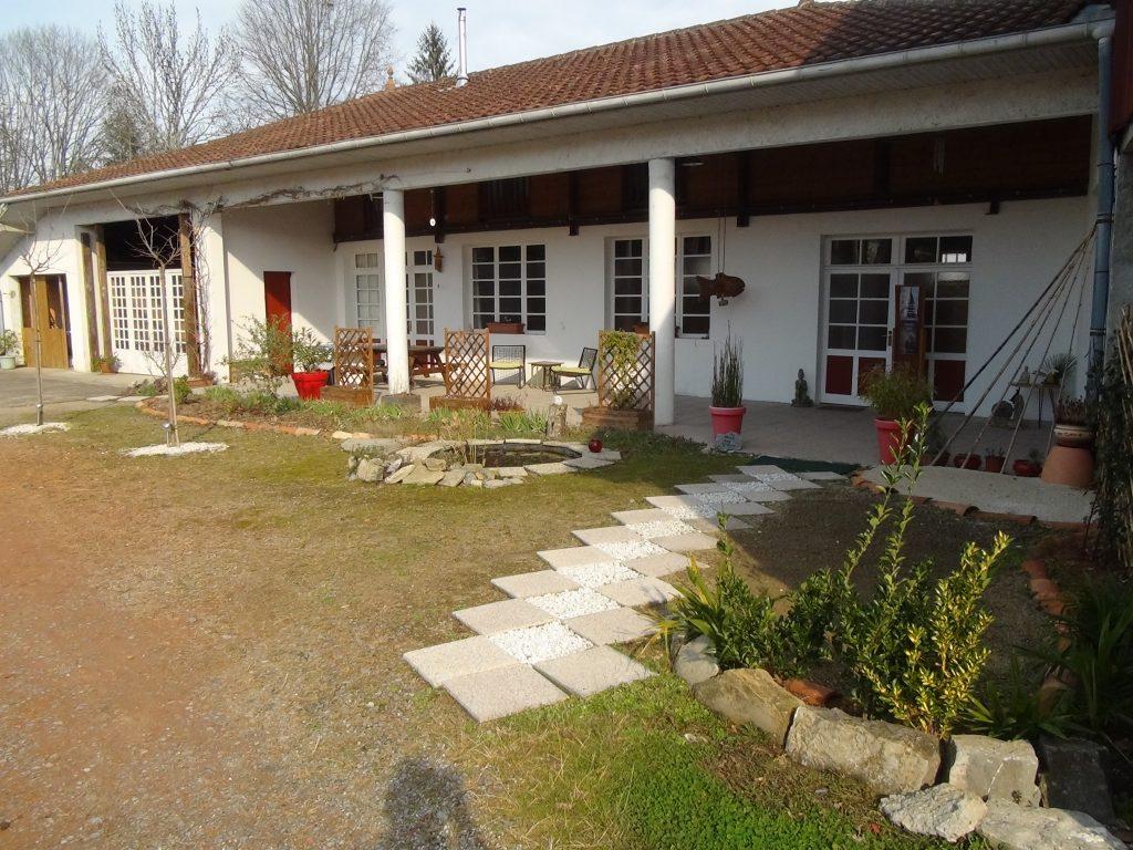 Centre Zen veko Bambu Koro Saint Palais